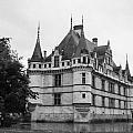 Chateau Azzay-le-rideau by Matthew Pace