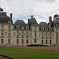 Chateau Cheverney - Front View by Christiane Schulze Art And Photography