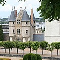 Chateau D'angers - Chatelet View by Christiane Schulze Art And Photography