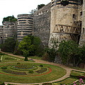 Chateau D'angers by Christiane Schulze Art And Photography