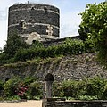 Chateau D'angers Tower by Christiane Schulze Art And Photography