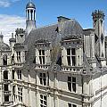 Chateau De Chambord by Pema Hou
