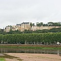 Chateau De Chinon - France by Christiane Schulze Art And Photography
