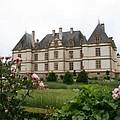 Chateau De Cormatin Garden by Christiane Schulze Art And Photography