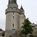 Chateau De Langeais Tower by Christiane Schulze Art And Photography
