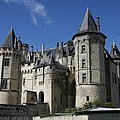Chateau De Saumur by Christiane Schulze Art And Photography