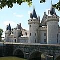 Chateau De Sully-sur-loire by Christiane Schulze Art And Photography