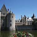Chateau De Sully-sur-loire View by Christiane Schulze Art And Photography
