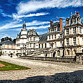 Chateau Fontainebleau - France by Jon Berghoff