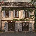 Chateau No 1 Rue Moulins France by Greg Kluempers