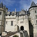Chateau Saumur  by Christiane Schulze Art And Photography