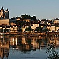 Chateau Saumur by Eric Tressler