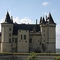 Chateau Saumur - France by Christiane Schulze Art And Photography