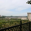 Chateau Vilandry And Garden View by Christiane Schulze Art And Photography