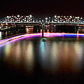 Chattanooga Holiday Boat Parade by Steven Llorca