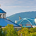 Chattanooga View by Melinda Fawver