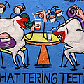 Chattering Teeth Dental Art By Anthony Falbo by Anthony Falbo
