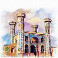 Chauburji Lahore by Catf