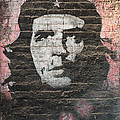 Che Guevara Wall Art In China by Matteo Colombo