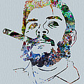 Che Watercolor by Naxart Studio