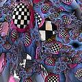 Checker by Ron Bissett