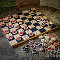 Checkers by Grace Grogan