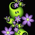 Cheerful by Gabiw Art