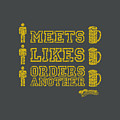 Cheers - Man Meets Beer by Brand A