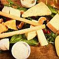 Cheese And Fruit by Roberto Giobbi