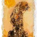 Cheetah by Steve K