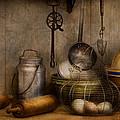 Chef - Ingredients - Breakfast At Grandpa's by Mike Savad