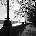 Chelsea Embankment London Uk 5 by Julia Gavin