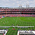 Chelsea Vs Manchester City At Busch by C H Apperson