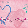 Chemical Thermodynamic Equation For Love 2 by Paulette B Wright