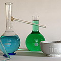 Chemistry Class by Paul Ward