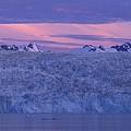 Chenega Glacier At Sunrise by Tim Grams