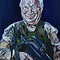 Cheneys Got A Gun by Stuart Black