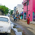 Chennai's Colourful Streets by Ross G Strachan