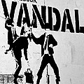 Chequebook Vandal by A Rey
