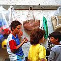 Cherda Children by John Vincent Palozzi