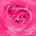 Cherish Every Moment by Barbara Griffin