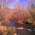Cherokee River by Lew Davis