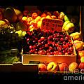 Cherries 299 A Pound by Miriam Danar