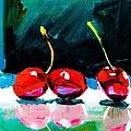 Cherries  by IAMJNICOLE JanuaryLifeBrand