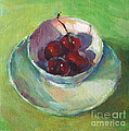 Cherries In A Cup #2 by Svetlana Novikova