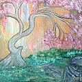 Cherry Blossom by Suzanne Surber