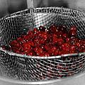Cherry Bowl by Annette Persinger