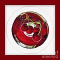 Cherry Liqueur Anyone... by Kaye Menner