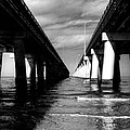 Chesapeake Bay Bridge II by Pete Federico