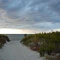 Chesapeake Bay Storm by Two Bridges North